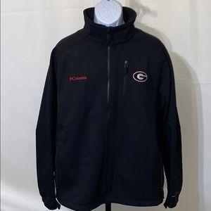 Columbia Omni-Shield University of Georgia Jacket